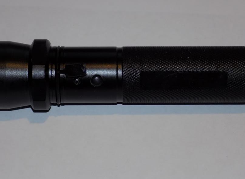 фонарь электрошокер Police 1102
