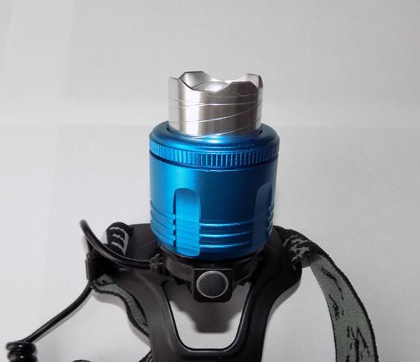Налобный фонарь FA-5811 9000W