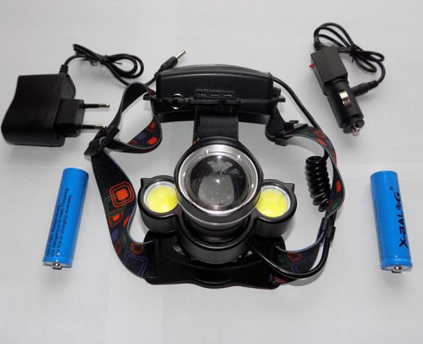 Налобный фонарь BL-C878-T6