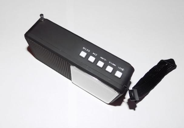 Радиоприемник BT CH-101L Bluetooth
