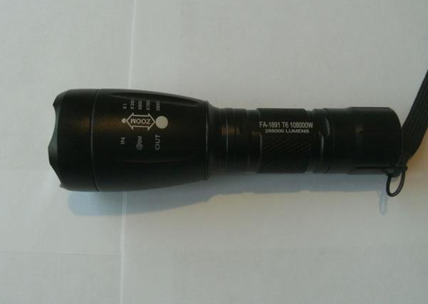 светодиодный фонарик FA-1891