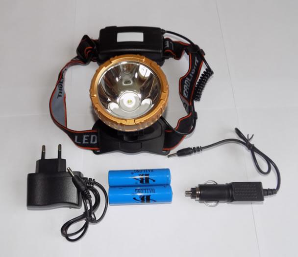 Налобный фонарь FA-7858