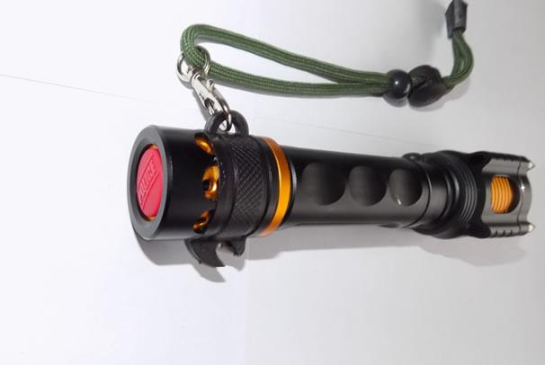 Светодиодный фонарь Огонь H-192