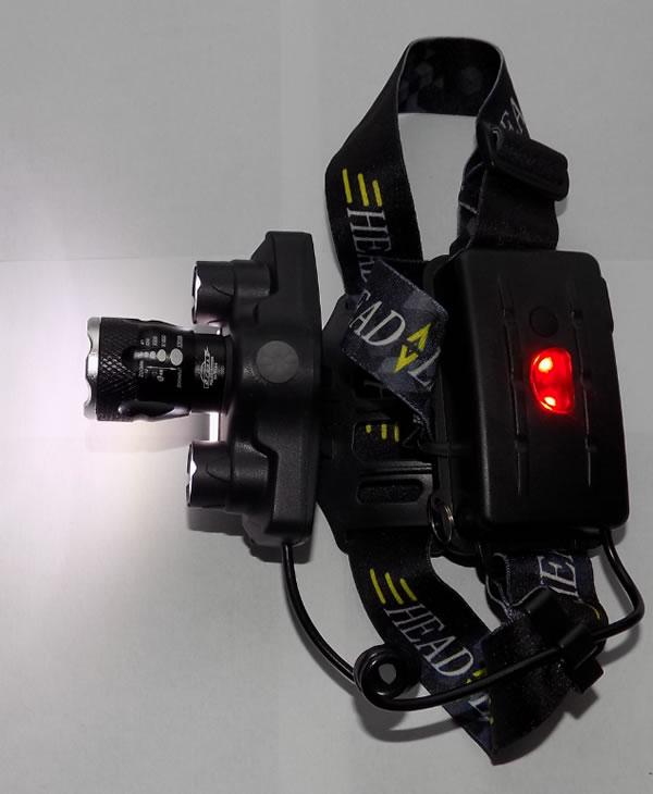 Налобный фонарь H-T495