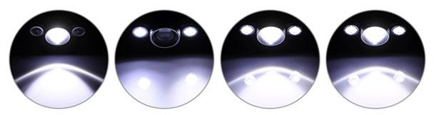 Налобный фонарь HL-8216 ZOOM