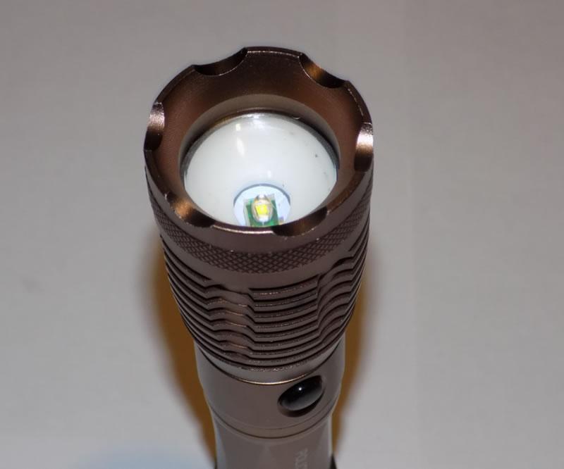 Ручной фонарь HL-873 Police 38000W