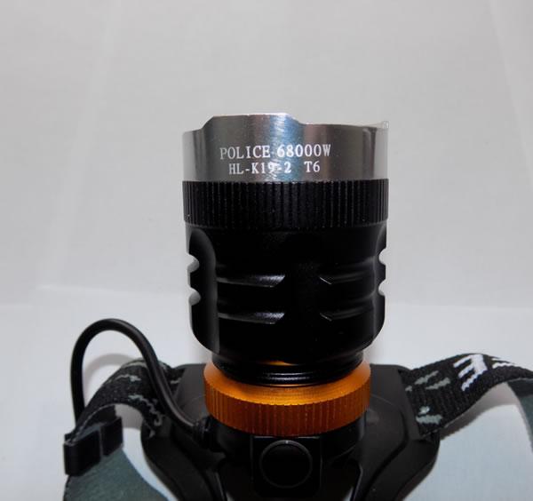 Налобный фонарь HL-K19-2