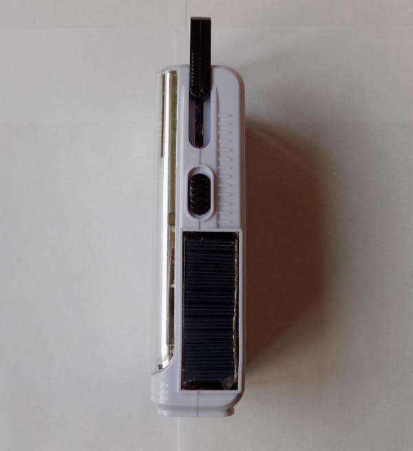 Фонарь JA-1963 на солнечных батареях