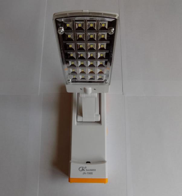 Складная светодиодная лампа Ja-1988 на аккумуляторах