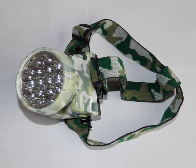 Налобный фонарь Огонь YT-928