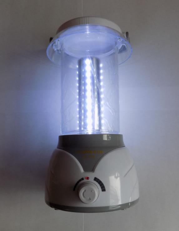 Большой фонарь для кемпинга KAWACHI KS-778