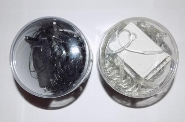 Электрическая светодиодная гирлянда 100 LED