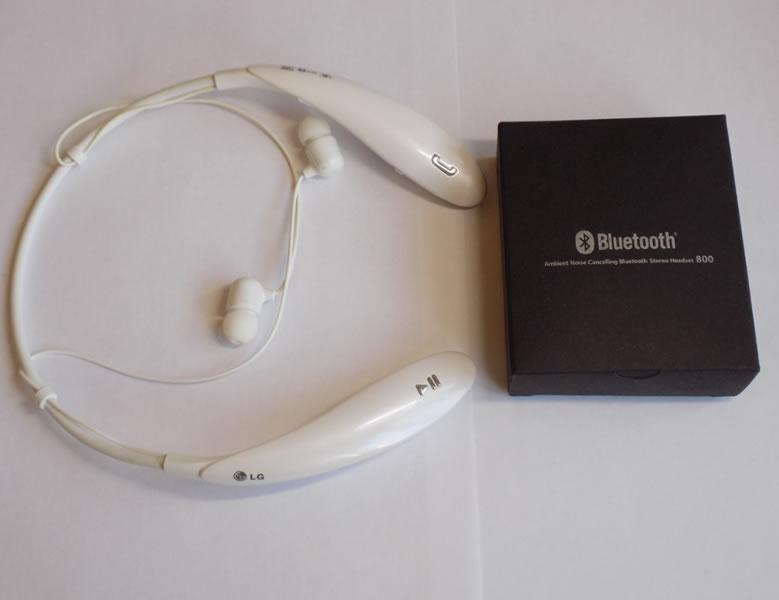 Наушники LG Wireless Headphones HBS-800