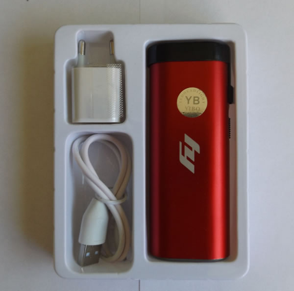 Электрошокер-аккумулятор Power Bank HY-A1