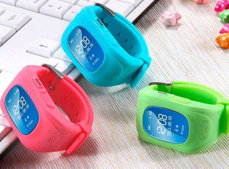 Умные детские часы Q50