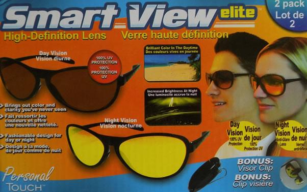 Очки Smart View Elite High-Definition Lens