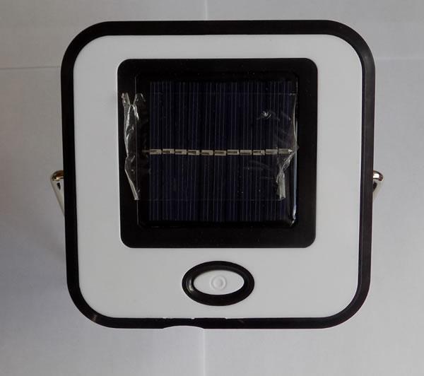 Перезаряжаемый фонарь с зарядкой от солнечных батарей Solar Zoom Camping Lamp