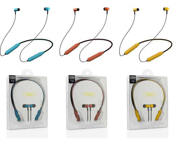 Беспроводные Bluetooth наушники V784