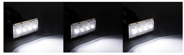 Налобный фонарь прожектор W616