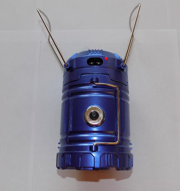 кемпинговый фонарь WS-618T