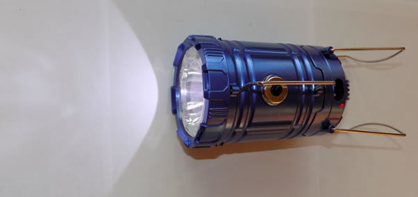 фонарь для кемпинга WS-618T