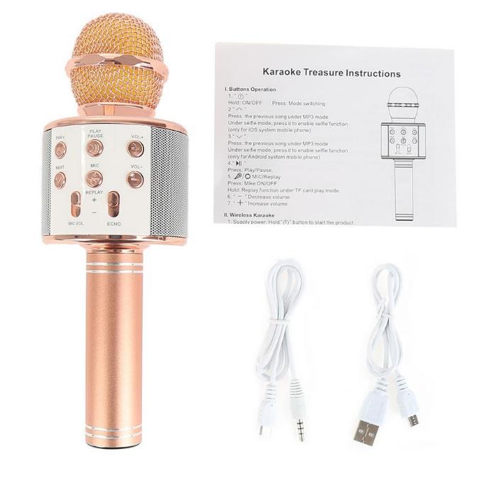 караоке микрофон купить
