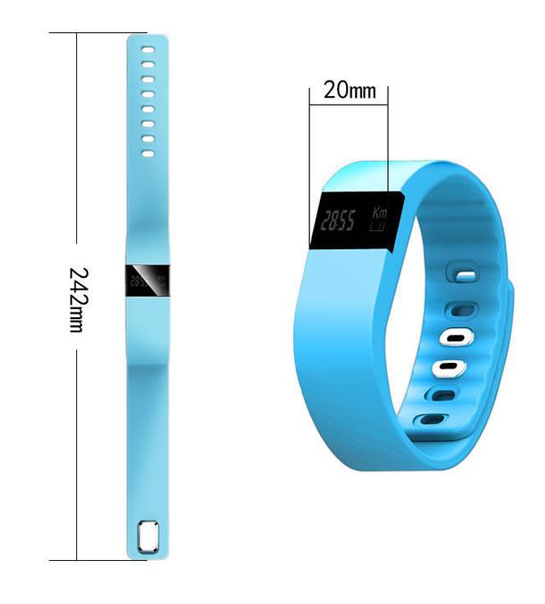 фитнес браслет часы X64