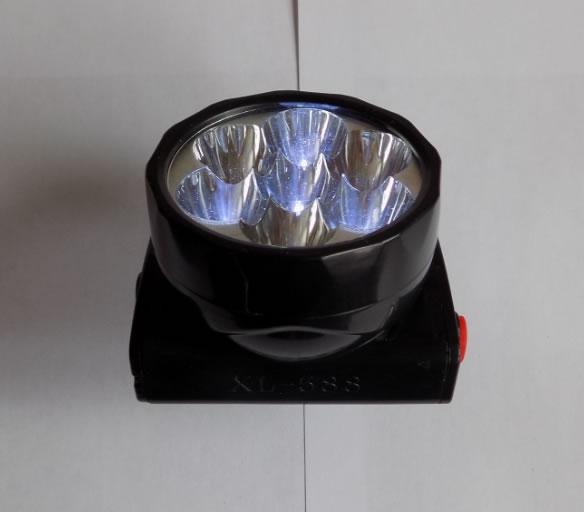 наголовный фонарик XL-588