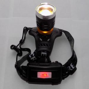 Налобный фонарь HL-K19 LTS