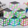 Портативная колонка C-329 Кубик Рубика 3659