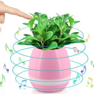 Музыкальный цветочный горшочек Smart Flower Pot