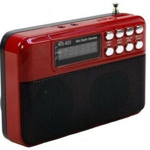 Радиоприемник WS-820 FM