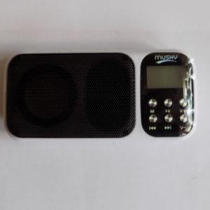 Мини-аккустическая система Musky HJ-92+ с радио