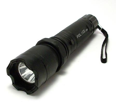 Электрошокер фонарик Police 1101