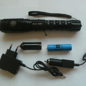 Электрошокер фонарик Молния BL- 1203