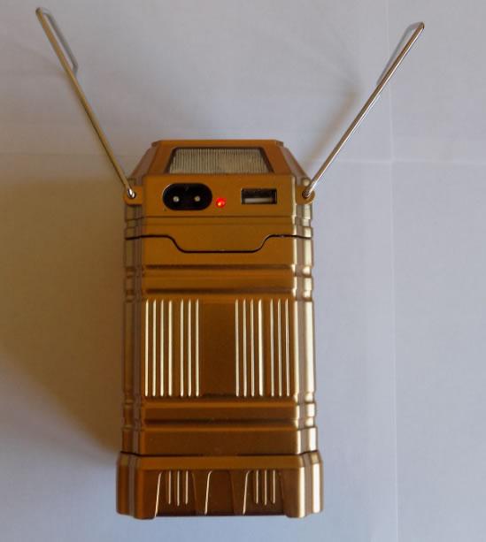Фонарь для кемпинга GSH-8009A