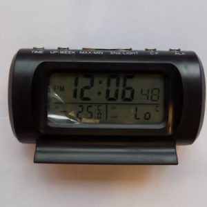 Электронные часы будильник KS-782(2)-3 с термометром