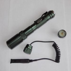 Подствольный фонарь Огонь H-443 на двух аккумуляторах