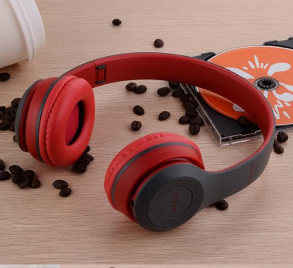 Беспроводные наушники P47 4.1+EDR Wireless headphones