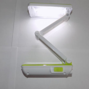 Настольная светодиодная лампа TOPWELL 1019 на аккумуляторах с солнечной батареей