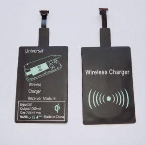 Модуль приемник для беспроводной зарядки QI Micro USB Тип B