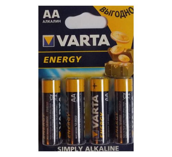 Батарейка Varta AA ENERGY