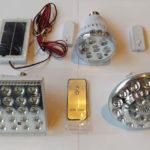 Умные светодиодные лампы с аккумулятором