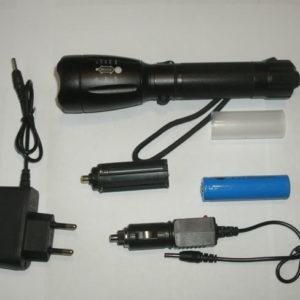 Светодиодный тактический фонарик CREE FA-1892 T6