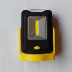 Небольшой кемпинговый фонарик 3 LED + COB