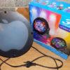 3D цветомузыка стробоскоп светодиодная 3D Stereo Lantern 3681