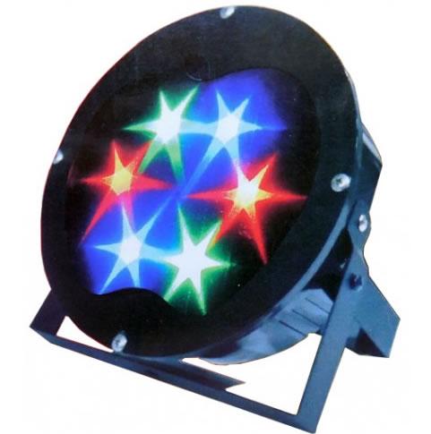 3D цветомузыка стробоскоп светодиодная 3D Stereo Lantern