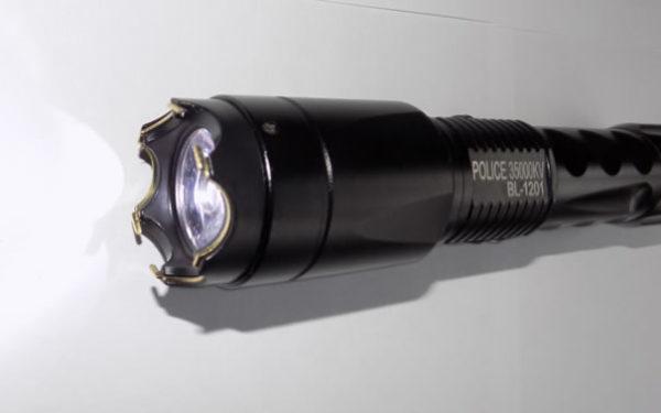 Фонарь электрошокер BL-1201 Light Flashlight