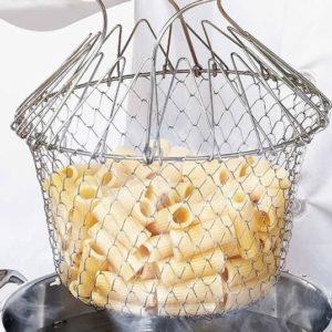 Кухонная решетка Chef Basket 12 в 1