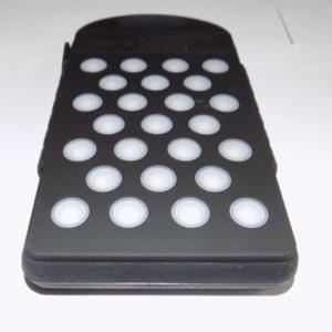 Защищенный PowerBank 16800 mAh с солнечной батареей и фонариком